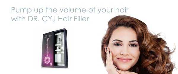 Pump up the volume of your hair with DR. CYJ Hair Filler